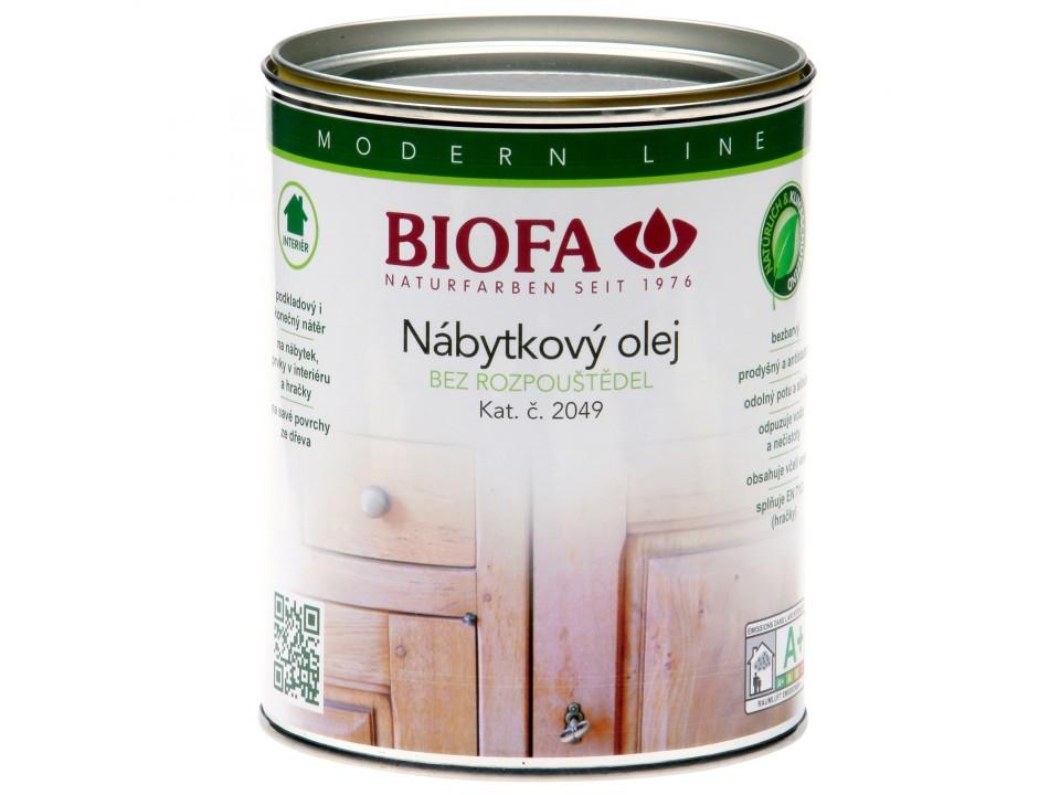 Obrázek produktu 2049 Nábytkový olej