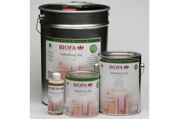 Obrázek 1 produktu 2049 Nábytkový olej (Velikost balení: 150 ml)