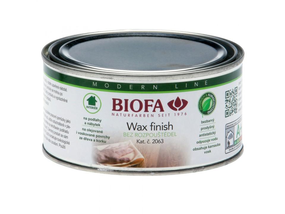 Hlavní obrázek produktu 2063 Wax finish