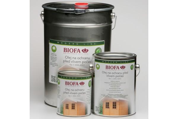 Obrázek 1 produktu 2043 Olej na ochranu před vlivem počasí (Odstín: transparentní, Velikost balení: 1 ltr)