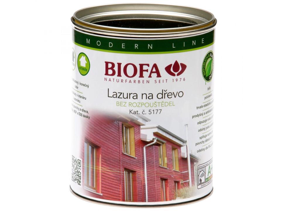 Hlavní obrázek produktu 51xx Lazura na dřevo  (Odstín: 75 bezbarvá, Velikost balení: 1 ltr)