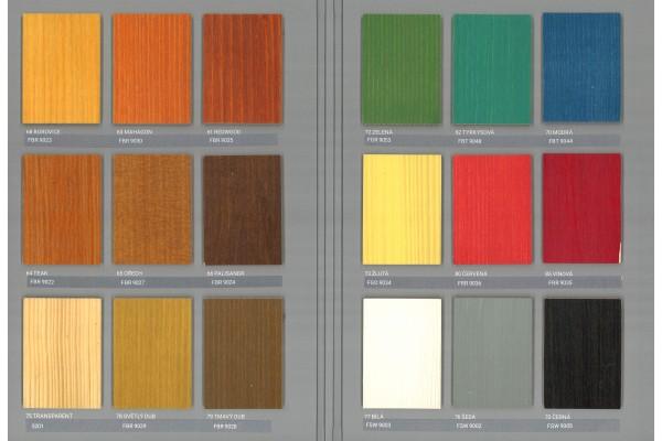 Obrázek 2 produktu 51xx Lazura na dřevo  (Odstín: 75 bezbarvá, Velikost balení: 1 ltr)