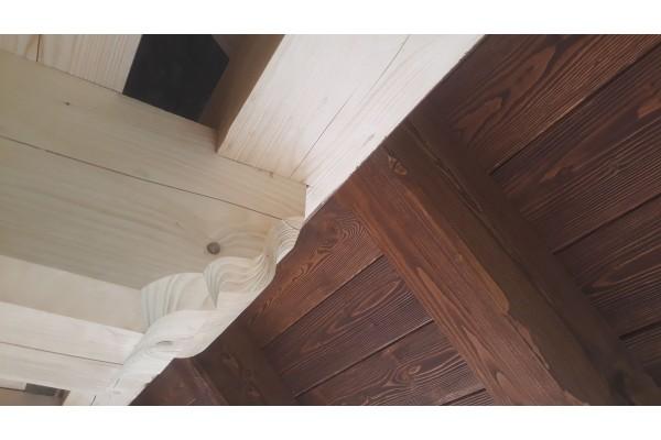Obrázek 8 produktu Lazura na dřevo  (Odstín: 75 bezbarvá - skladem, Velikost balení: 1 litr)