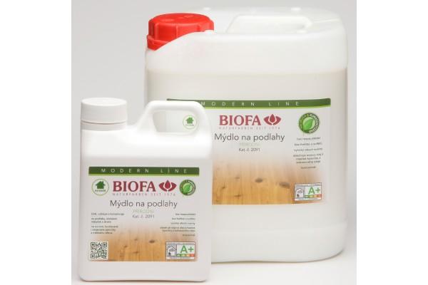 Obrázek 1 produktu Mýdlo na podlahu (Velikost balení: 1 litr)