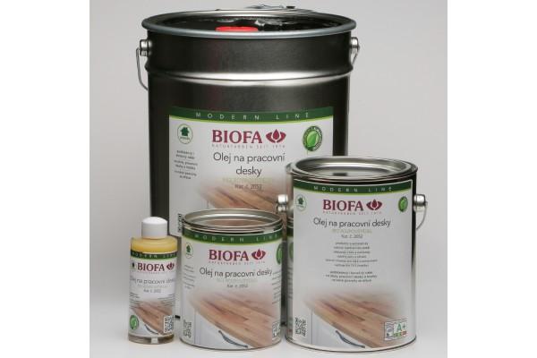 Obrázek 1 produktu Olej na pracovní desky (Velikost balení: 150 ml)
