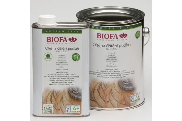 Obrázek 1 produktu Olej na čištění podlah (Velikost balení: 1 litr )