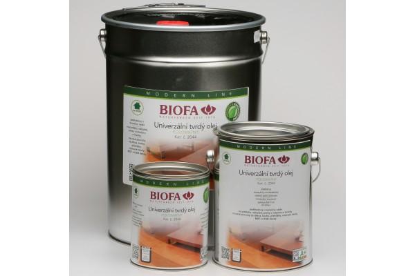 Obrázek 1 produktu 2044 Univerzální tvrdý olej (Velikost balení: 1 ltr)