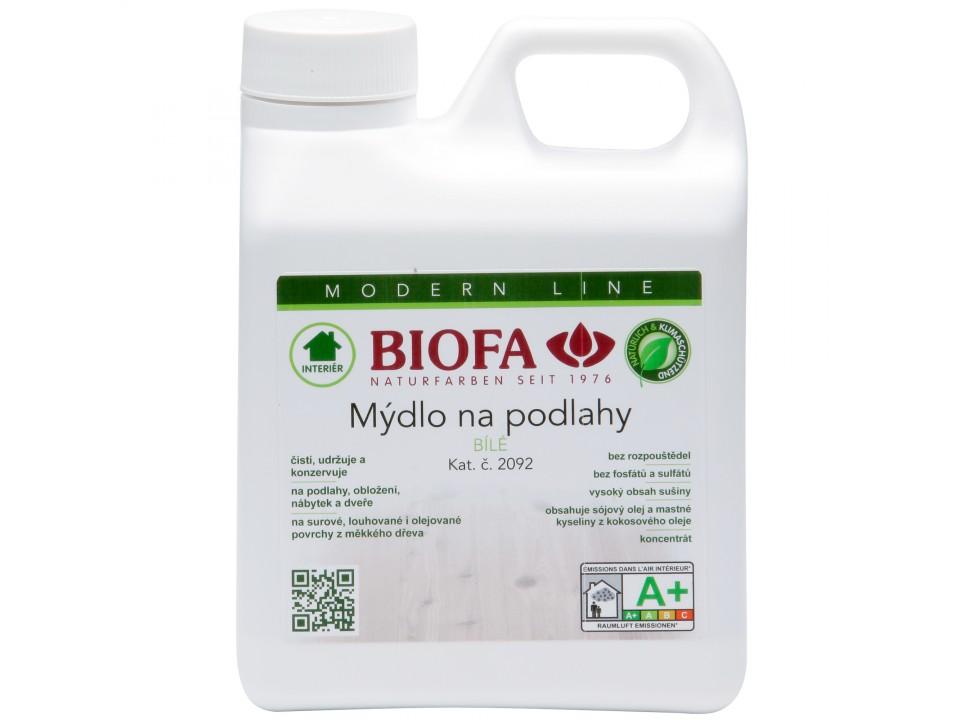Hlavní obrázek produktu 2092 Mýdlo na podlahu barevné (Odstín:  bílá, Velikost balení: 1 ltr)