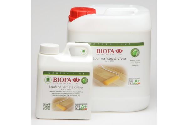 Obrázek 1 produktu Louh na listnatá dřeva (Velikost balení: 1 litr)