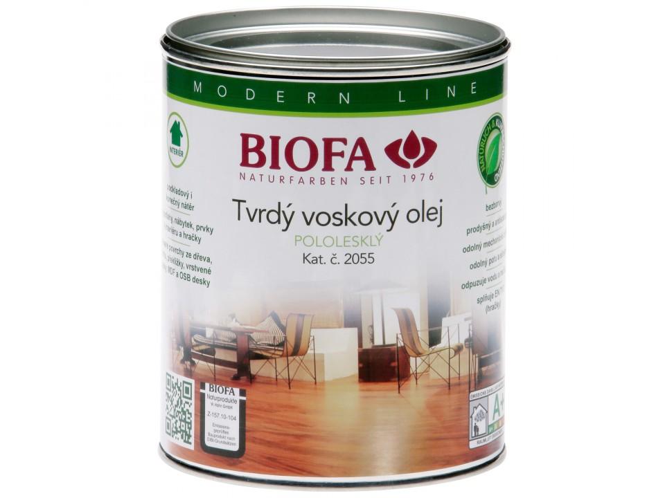 Obrázek produktu 2055 Tvrdý voskový olej
