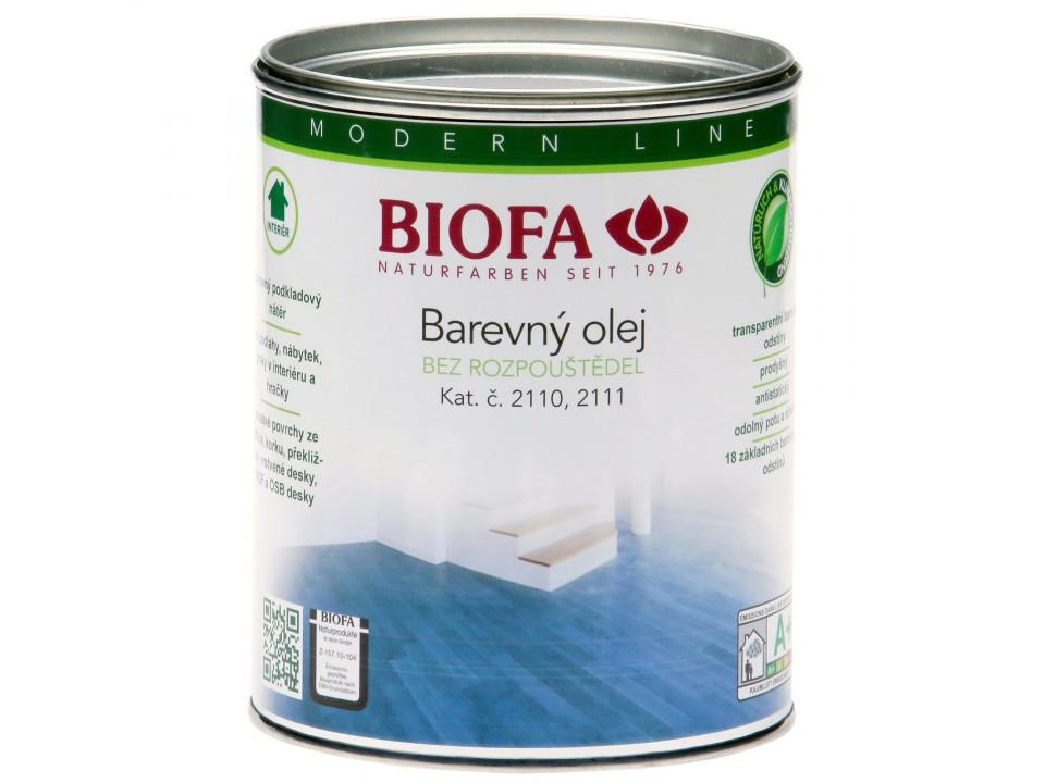 Hlavní obrázek produktu 2110, 2111 Barevný olej  (Odstín: 2110-03 bílá, Velikost balení: 375 ml)