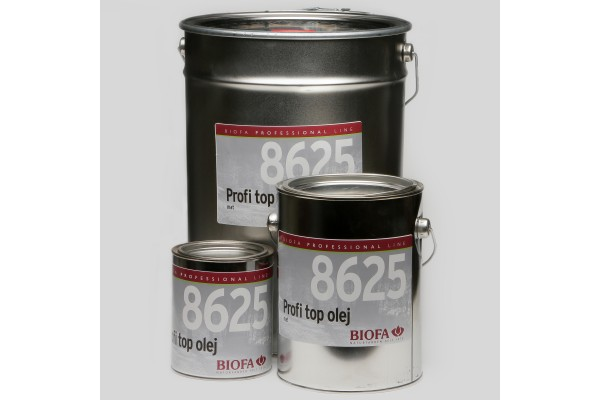 Obrázek 1 produktu 8625 Profi top olej mat (Velikost balení: 1 ltr)