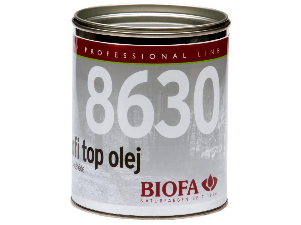 Hlavní obrázek produktu 8630 Profi top olej bez rozpouštědel  (Velikost balení: 1 ltr)