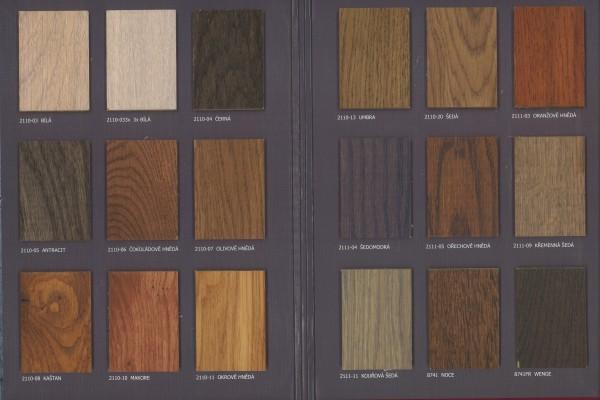 Obrázek 1 produktu 86241 Profi top olej barevný  (Odstín: 8741 noce, Velikost balení: 1 ltr)